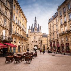Place du Palais à Bordeaux