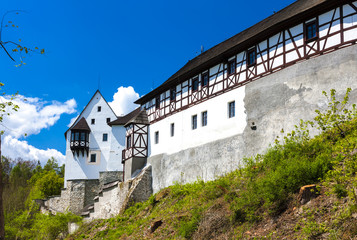 Seeberg (Ostroh) Castle, Czech Republic