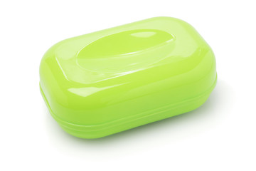 Plastic Soap Container