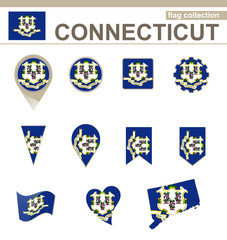 Connecticut Flag Collection