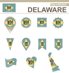 Delaware Flag Collection