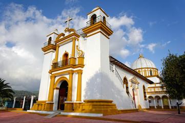 Eglise de Guadalupe, San Cristobal de Las Casas, Mexique