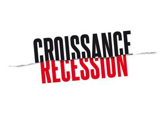 Croissance vs Récession
