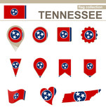 Tennessee Flag Collection - 77059920