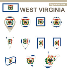West Virginia Flag Collection