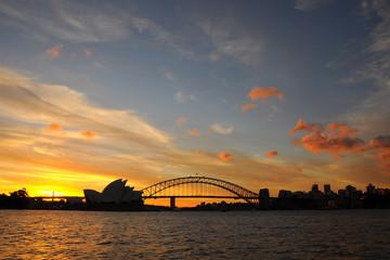 sunset Sydney 3