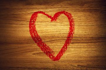 heart desk
