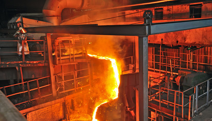 production of cast iron