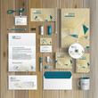 Stationery template design - 77063971
