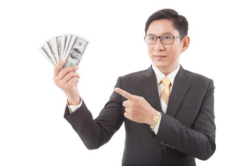 Successful Vietnamese businessman