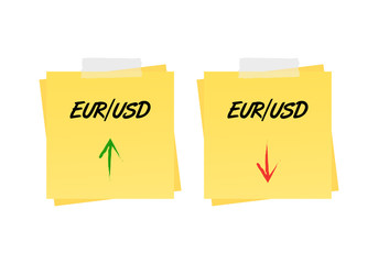 Eur/usd up and down trend on reminder