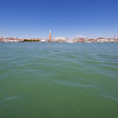 General view of Venice