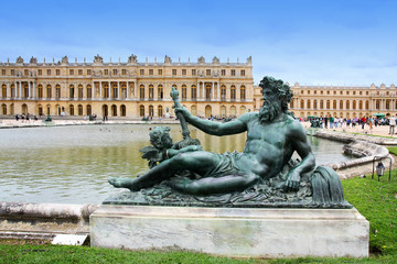 Neptune Statue, Versailles, France