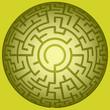 Convex round maze