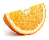 Naklejka Orange slice