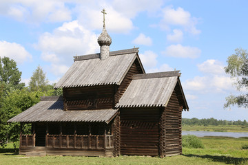Church of the Dormition of the Mother of God in Veliky Novgorod