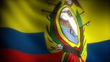 Flag of Ecuador (seamless)