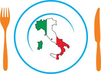 REPAS A L'ITALIENNE