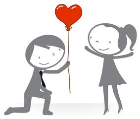 Amour - Déclaration