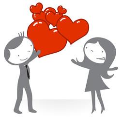 Amour - tout plein