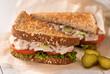 Chunky Tuna Salad Sandwich - 77075709
