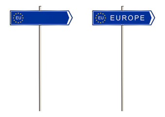 Europe sign