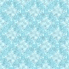 Seamless geometric pattern with a dense grid
