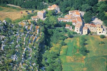 Village de Navacelles, Gard