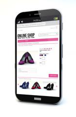 e-commerce smartphone