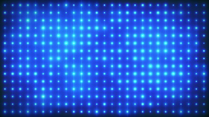 Blue Abstract bokeh, background loop seamless 4K, UHD