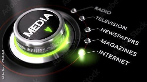 Advertising Campaign, Mass Medias - 77078767