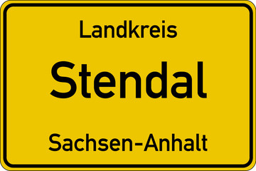 Landkreis Stendal in Sachsen-Anhalt