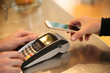 Payment transaction with smartphone - 77081380