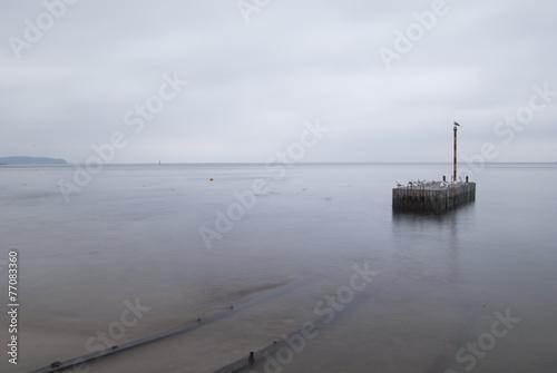 Morze Bałtyckie, Molo, Polska