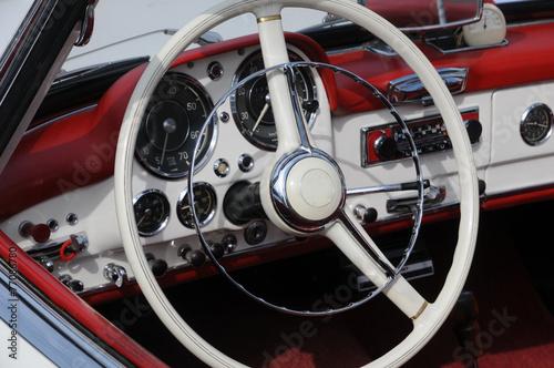 Foto op Aluminium Vintage cars Oldtimer