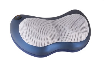 Isolated electric massage pillow