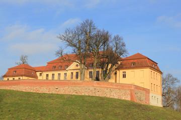 Barockes Schloss Stavenhagen (1740, Mecklenburg-Vorpommern)