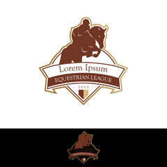 Icon for equitation teams