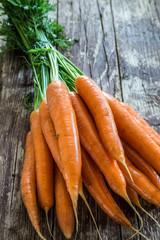 gartenfrisches Gemüse