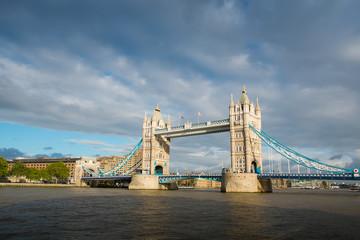 Tower Bridge at sunset London, England, UK..