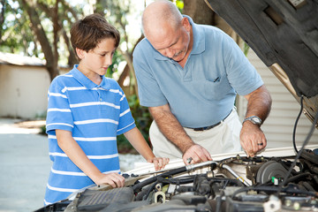 Father and Son Auto Maintenance