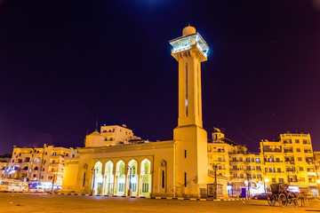 The New mosque in Luxor - Egypt