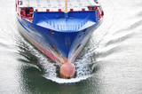 Bug vom Schiff