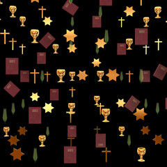 Religious icons.