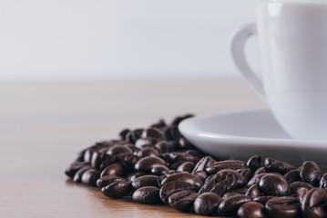 Café y taza
