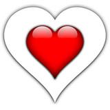 Lass das Herz sprechen poster