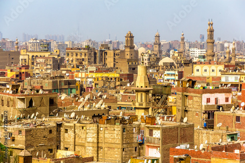 Poster View of Islamic Cairo - Egypt