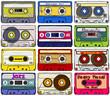Cassettes. Textures. Part_01 - 77107773