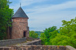 Nanstein Castle Turet