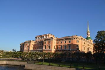 Mikhailovsky Castle (Engineers Castle).